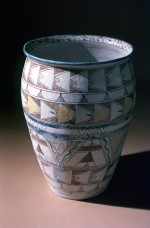 Large Vase 1980 by Stephen Benwell