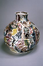 Vase 1986 by Stephen Benwell