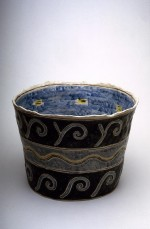Large bowl 1988 by Stephen Benwell