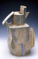 Vase 1992 by Stephen Benwell