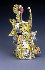 Vase 1994 by Stephen Benwell