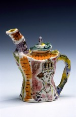 Teapot 1997 by Stephen Benwell