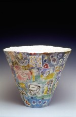 Large vase 2001 by Stephen Benwell